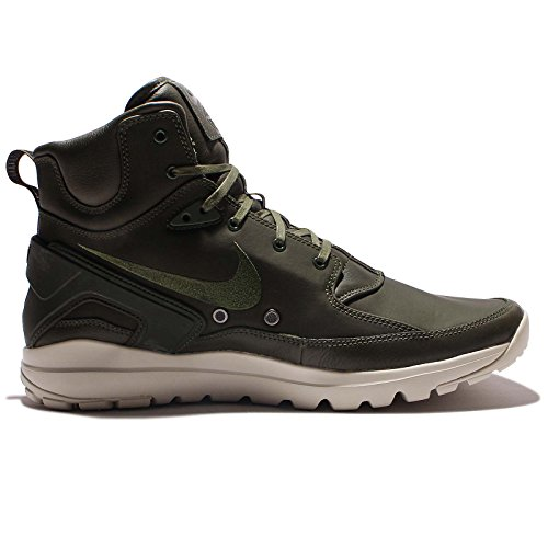 Nike Koth Ultra Mid Si, Men's Trainers Green (Rough Green / Rough Green-string)