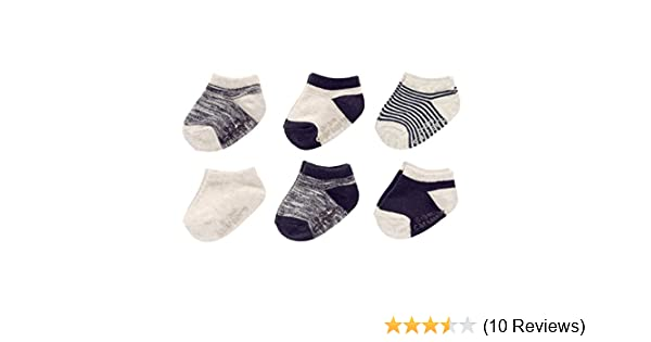 New Falls Creek Kids girls Anklets 2-4 T Socks SOFT 6 Pair
