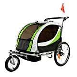 Best bike trailer and jogger combo Reviews