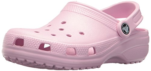 crocs Women's Classic Mule  Ballerina Pink - 6 US Men/ 8 US Women M US