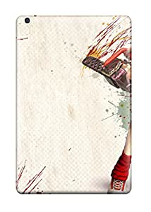 New Style 8713796I77072819 New Snap-on Skin Case Cover Compatible With Ipad Mini- Cheerleader Zombie Hunter