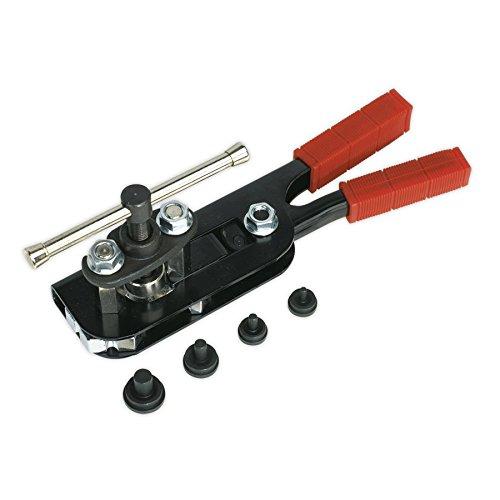 Sealey AK5063 Pipe Flaring Tool Kit - Black/Red