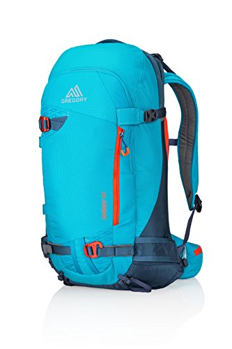 Beacon Probe (Gregory Mountain Products Targhee 32 Backpack, Vapor Blue, Large)