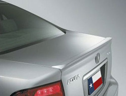 DAR Spoilers ABS-501p 2004-2008 Acura TL Factory Lip No Light Spoiler44; Painted