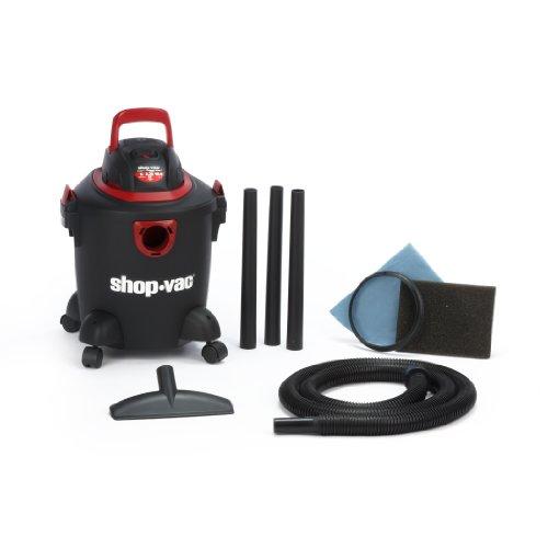 Shop-Vac 2030500 5-Gallon 2.25 Peak HP Aqua Vac Wet Dry Vacuum