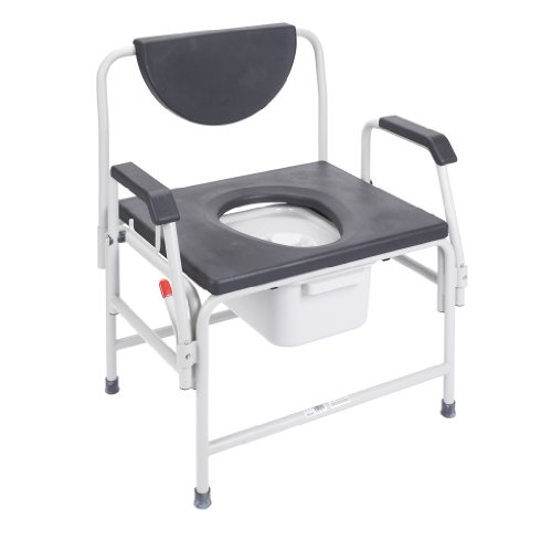 Drive Medical Extra Bariatric Commode