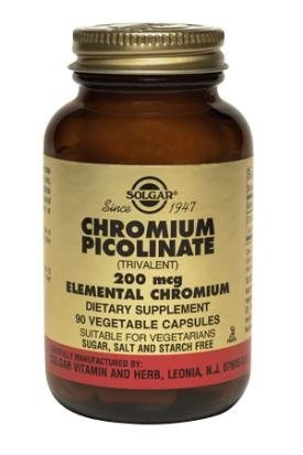 Picolinate de chrome 200mcg - 180 - Capsule