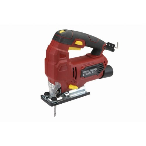Chicago Electric Variable Speed Orbital Jigsaw by Chicago Electric Power Tools
