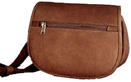 David King & Co. Flap Over Waist Pack, Cafe, One Size