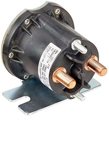 New OEM Trombetta Solenoid Relay Switch, 684-1251-212, Boss HYD08831 12 Volt EMS Global Direct