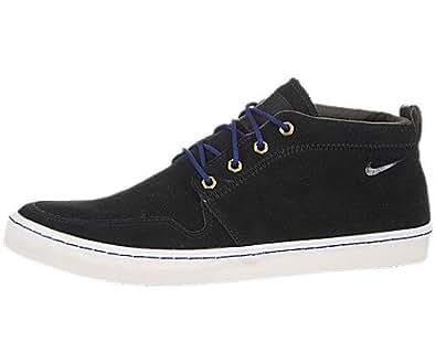 Nike Wardour Chukka - Black / Black-Sail-Deep Royal Blue, 8 D US