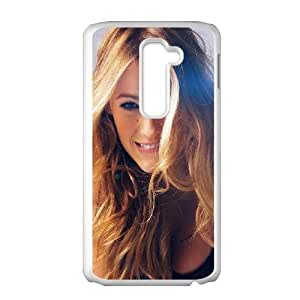 LG G2 Cell Phone Case White_hg01 blake lively sexy photoshoot model Dsmkq