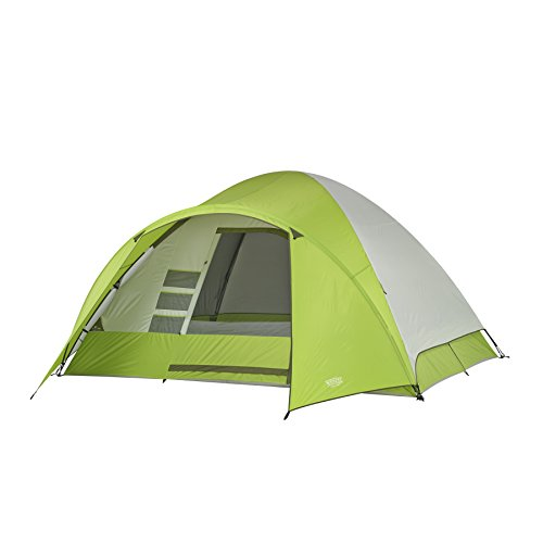 Wenzel 8 Person Portico Tent, Green ()