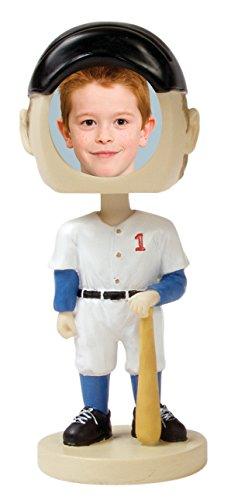 Baseball Photo Bobble Head Baseball Player Figurine