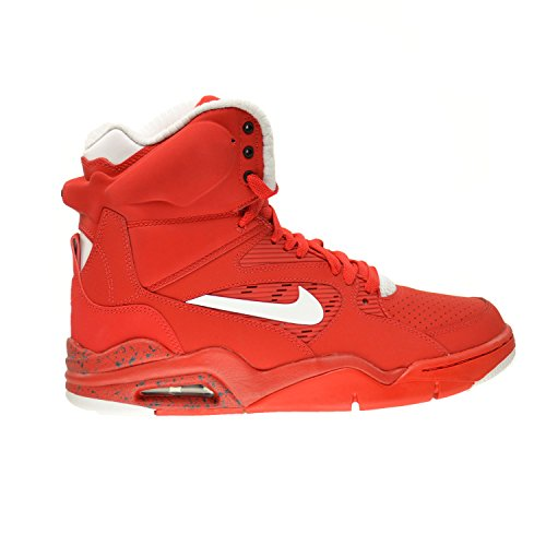 Nike Air Command Force Men's Shoes University Red/White-Black-Wolf Grey 684715-600 (9 D(M) US)