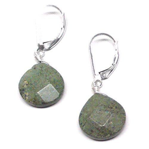 iolette Lever Back Earrings Sterling Silver ()