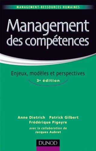 Management des compétences - Enjeux modèles et perspectives