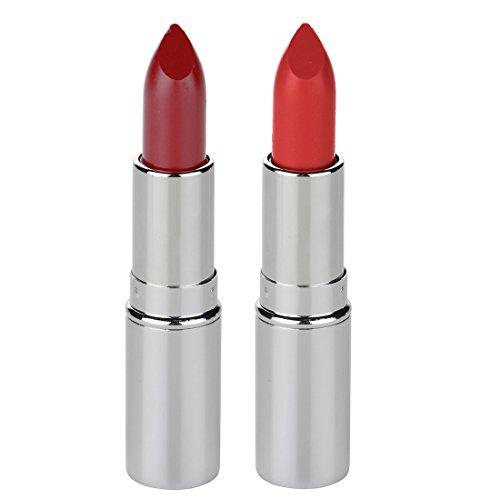 - Color Fever Xtra Smooth Just Matte Lipstick - Burgundy/Burnt Amber