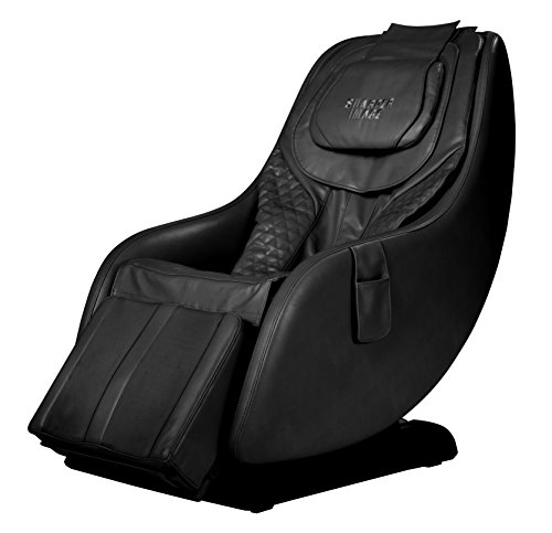 Sharper Image SMG3002 Deluxe Spa Massage Chair Zero Gravity - 5 Programmed Massage Modes - Muscle Kneading, Shiatsu, Knocking, and Sync touch - Adjustable Recliner - Includes Remote Control