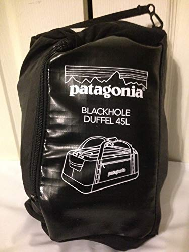 Patagonia Lightweight Black Hole Duffel 45L (Black