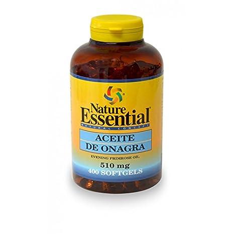 Aceite de onagra con vitamina e propiedades