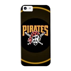 AzTJva-5017-VlYaQ Anti-scratch Case Cover Downturnvver Protective Pittsburgh Pirates Logo Case For Iphone 5c