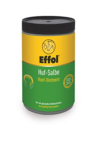 Effol Hoof Ointment Black 1lt (Effol Horse)