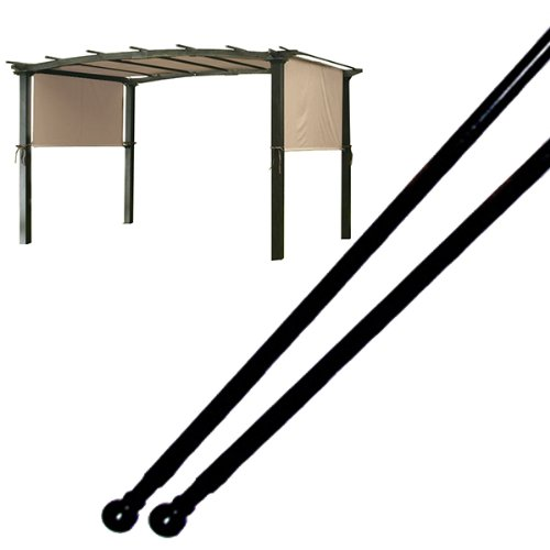 Garden Winds Weight Rods for Pergola Canopy by Garden Winds