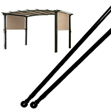 Garden Winds Weight Rods for Pergola Canopy  sc 1 st  Amazon.com & Amazon.com: Garden Winds Weight Rods for Pergola Canopy: Garden ...