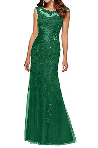 Damen Gruen Etuikleider Ballkleider Charmant Kleider Festliche Abendkleider Spitze Langes Brautmutterkleider Blau Navy Jaeger an7nwdqAT