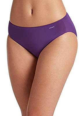 Jockey Women's No Panty Line Promise Tactel Bikini