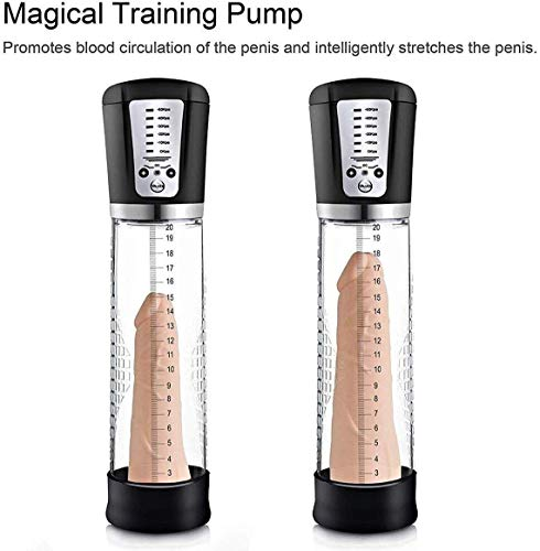 SeAX tpAV-ZDQ Mâstürb&âtîon Toys Male Electric Vacuum Pump Enlarger Muscle Enhancement Extender Rechargeable Pro Toy for Mens Best Gift Exer&cise BOD^y