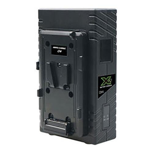 Core SWX Two Position Simultaneous V-Mount Battery Charger with 90W Camera Power Supply