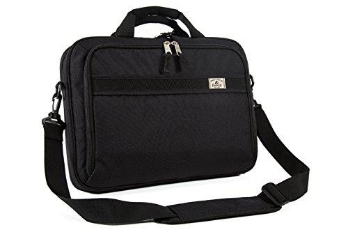 Everest Slim Briefcase, Black, One Size ()
