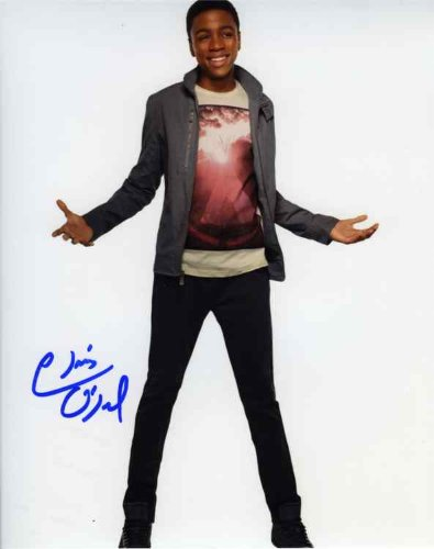 Chris O'Neal 'How to Rock' Signed 8x10 Photo Authentic COA