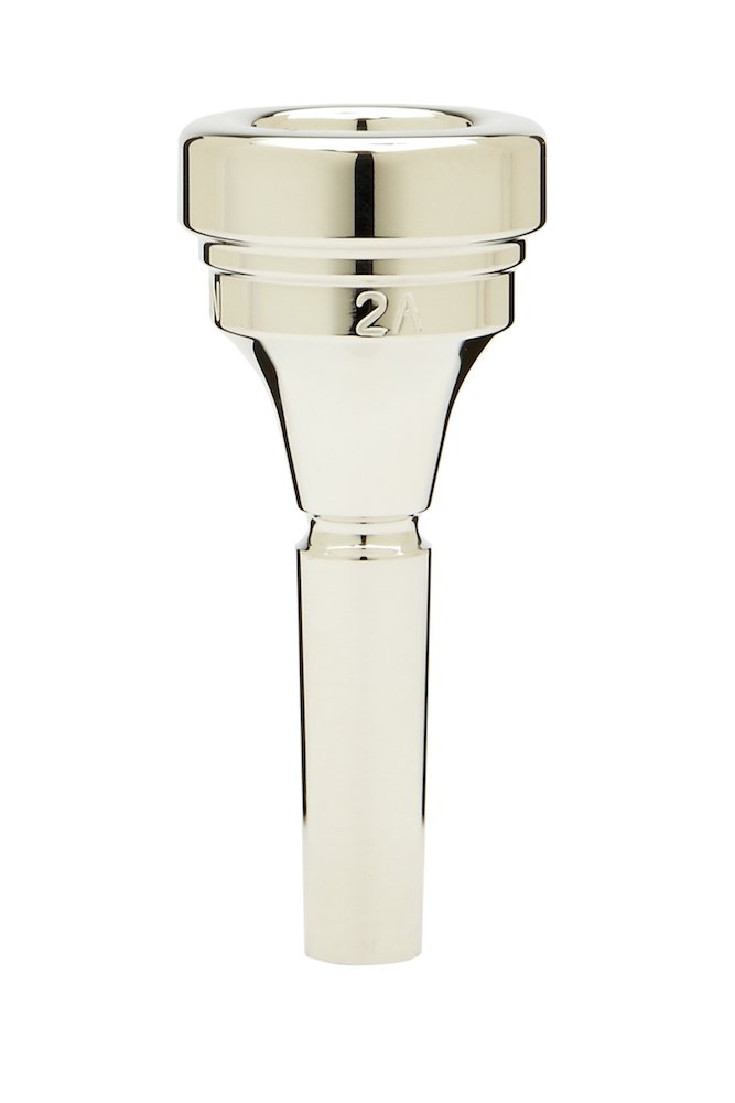 Denis Wick DW5883-2A Silver-Plated Tenor Horn Mouthpiece
