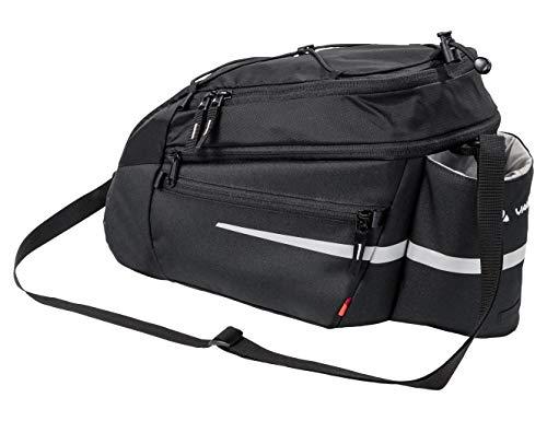Vaude Silkroad L bolsa posterior universal para bicicleta se coloca en el portabultos trasero de la bici