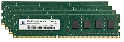 Adamanta 32GB (4x8GB) Memory Upgrade for ASUS P8Z77-V PRO...