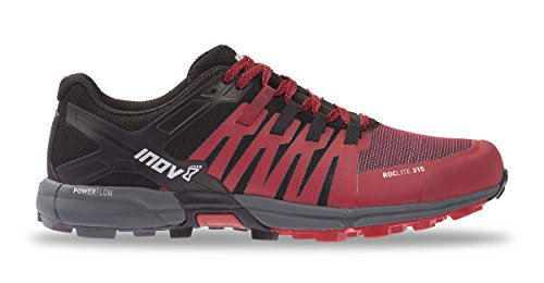 Inov-8 Men's Roclite 315, Red/Black, 12 D