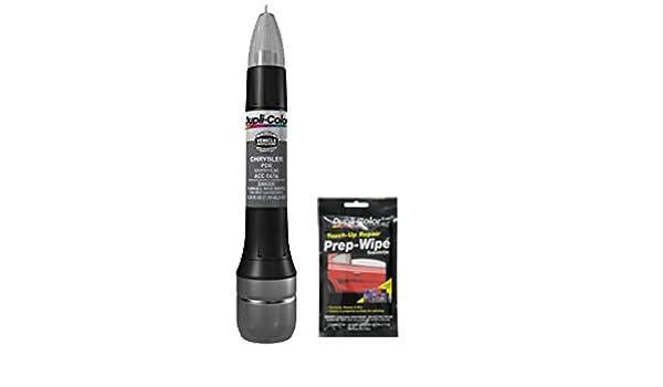 Amazon.com: Dupli-Color ACC0414 Metallic Graphite Chrysler Exact