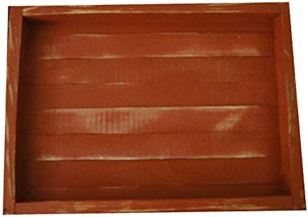 Rustic Wood Tray Decorative Serving Trays Decorative Trays For Ottomans Decorative Wood Tray Decorative Tray 18 Red