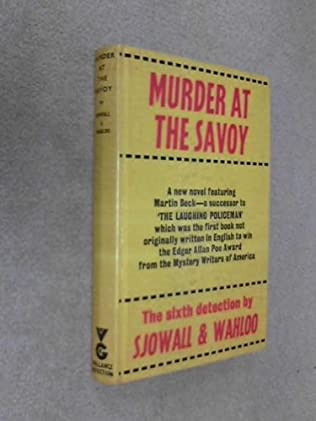 book cover of Murder at the Savoy