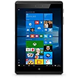 HP Pro 608 G1 Professional Tablet 7.86 Touchscreen QHD(2048x1536), Intel Atom x5 Z8550, 4GB RAM, 64GB eMMC SSD, WiFi, Windows 10 Pro -Grey (Only 12.7oz)