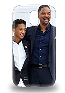 Tpu Protector Snap Will Smith American Male Mr July Fresh Prince The Pursuit Of Happiness 3D PC Case Cover For Galaxy S4 ( Custom Picture iPhone 6, iPhone 6 PLUS, iPhone 5, iPhone 5S, iPhone 5C, iPhone 4, iPhone 4S,Galaxy S6,Galaxy S5,Galaxy S4,Galaxy S3,Note 3,iPad Mini-Mini 2,iPad Air )