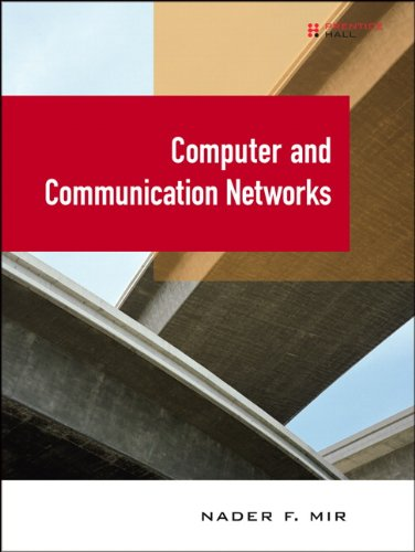 Computer and Communication Networks (paperback)
