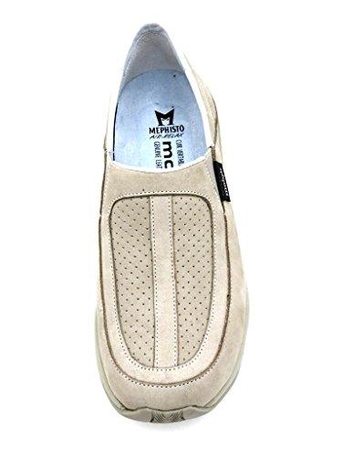 Mobils Mephisto Mocasines Outdoor Calzado Deportivo para mujer Tabata Zapatos piel Beige