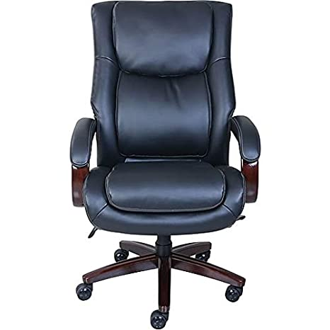 Fabulous Amazon Com La Z Boy Winston Leather Executive Office Chair Ocoug Best Dining Table And Chair Ideas Images Ocougorg