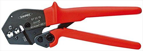 KNIPEX(クニペックス):圧着ペンチ 9752-19 B01AXY0LH4