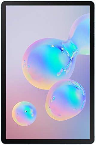 Samsung Galaxy Tab S6 10.5″, 128GB Wifi Tablet Cloud Blue – SM-T860NZBAXAR 41eXK4W3 7L