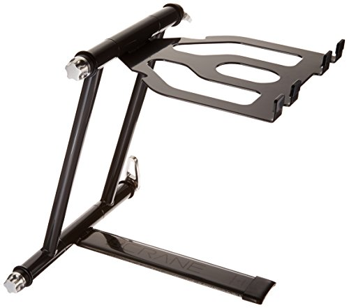 CRANE Stand Plus Universal DJ Stand for Laptops, Tablets and Controllers with Nylon Carry Bag,...